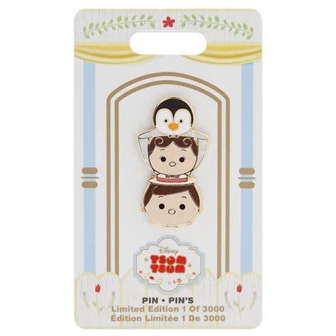 mary poppins limited edition pin mary poppins tsum tsum pin disney pins blog