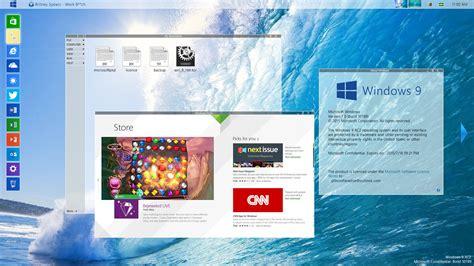 design clothes mac os x windows 9 concepts designers imagine the next microsoft