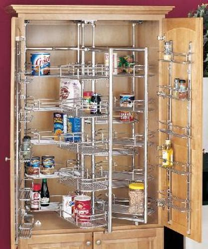 chef s roll out pantry chrome 5222 21cr