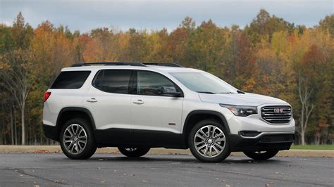 one review 2017 2017 gmc acadia all terrain review