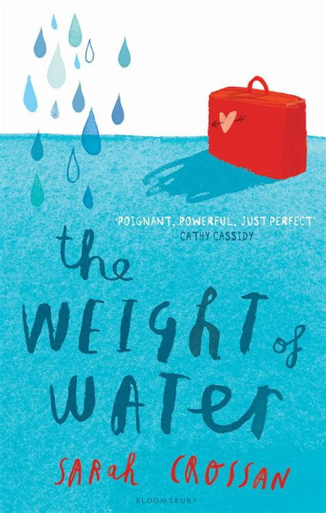 water from my a novel charters school book the weight of water by