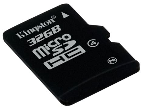 Memory Card Untuk Smartphone kingston ships 32gb smartphone memory card the register