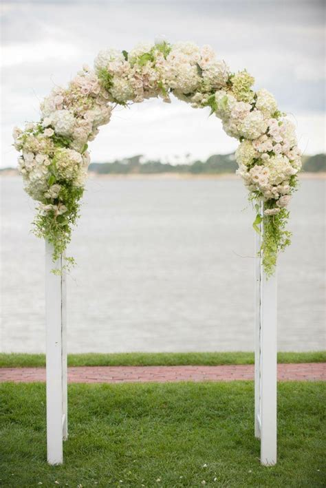 Wedding Arch Flowers by C 233 R 233 Monie Floral Arche De Mariage 2042469 Weddbook