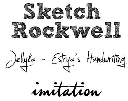 sketchbook rockwell font 20 professionelle fonts zum nulltarif kostenlos nada