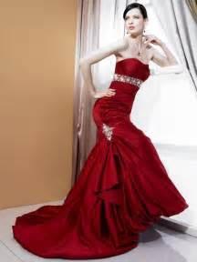 fashion amp beauty modern amp beautiful red wedding dresses