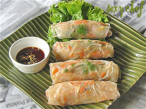 cara membuat kulit lumpia vietnam sexy chef lumpia vietnam