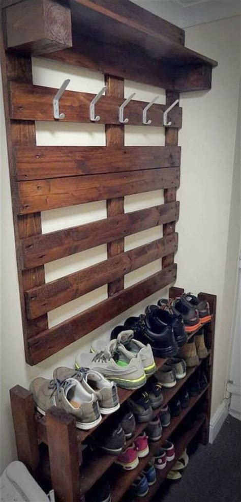 creative shoe storage ideas 30 creative shoe storage ideas coat rack shoe storage
