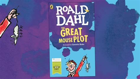 check out roald dahl the great mouse plot in funny february fun kids the uk s children s