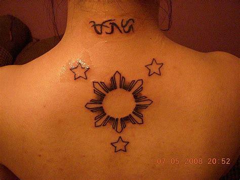 tattoo paper philippines filipino sun and stars tattoo google search tattoo
