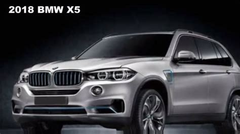 the new bmw x5 2018 2018 bmw x5 redesign concept