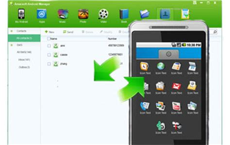 android device manager for pc manage optimize or clean your android mobile device with amacsoft android manager app