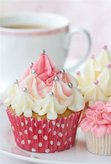 7 Techniques For The Cup Of Tea by 25 Best Ideas About Pink Cupcakes On Pink