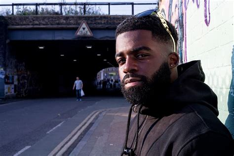 banes hair stle afro b drops video for juice power ft yxng bane a