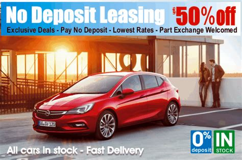 Lease Car For Cheap by Exclusive 0 Deposit Car Deals Cheap Leasing Available