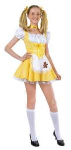 what s up with the sexy halloween costumes for tweens