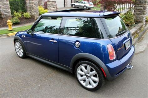 books about how cars work 2004 mini cooper auto manual buy used 2004 mini cooper s john cooper works in happy valley oregon united states for us