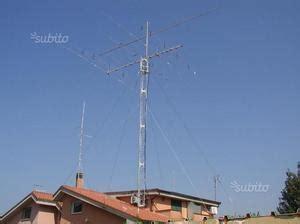 traliccio per antenne traliccio radioamatori prosistel caserta posot class