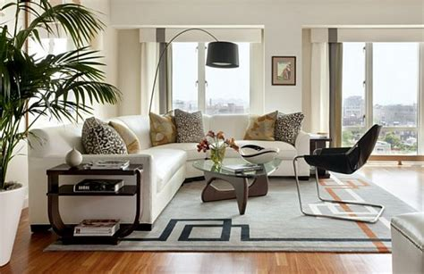 How To Place Sofa In Living Room How To Keep A White Sofa Clean