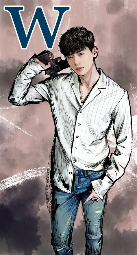 w 兩個世界 男主角姜哲的五種死法 最後一種也太浪漫了 ksd 韓星網 韓劇