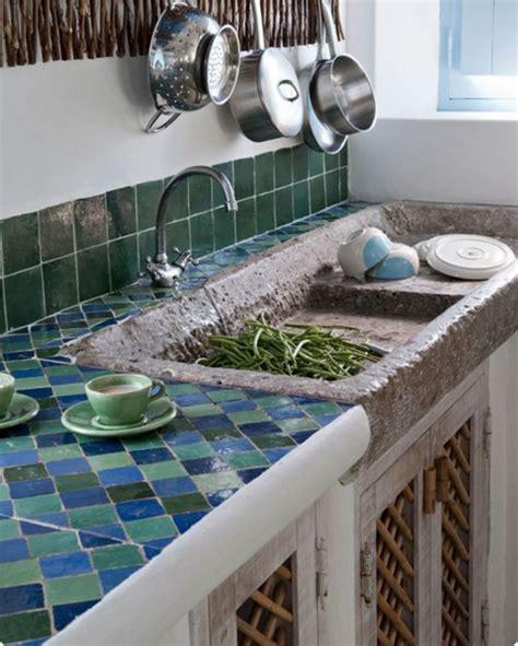 lavelli per cucina in pietra i lavelli della cucina in pietra per un angolo cottura shabby
