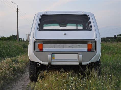 Custom Lada Niva Lada Niva With Custom Front And Rear Fascias Looks