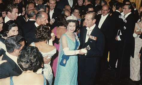 2 000 Square Feet queen elizabeth and husband prince philip s royal romance