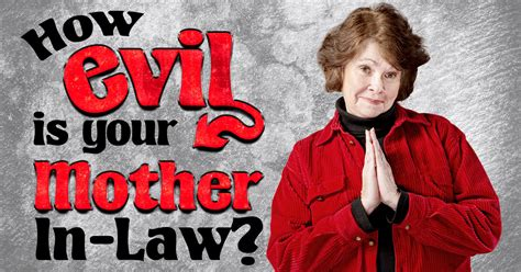 mother in law s how evil is your mother in law brainfall