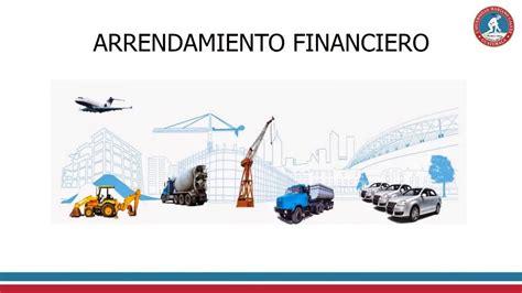 arrendamiento financiero en automoviles 2016 arrendamiento financiero efectos fiscales 2016