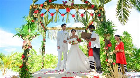 Hochzeit Malediven by Maldives Weddings Get Married In The Maldives