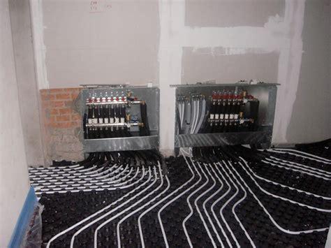 climatizzazione a pavimento progetto realizzazione impianto di climatizzazione idee