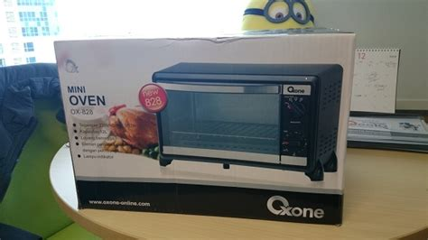 Oven Oxone Ox 828 oven toaster 12l oxone no microwave ox 828