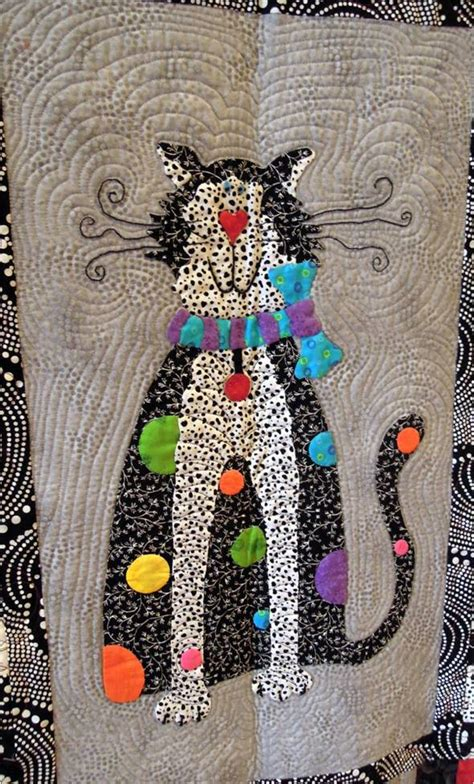 Quilting Cats by Quilt Inspiration Purrrrfectly Cat Quilts