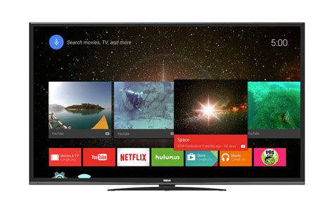 tv talk shows set google search app pinterest tvs rca to launch three massive 4k android tvs this june