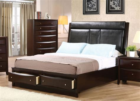 coaster phoenix bedroom set coaster phoenix upholstered bedroom set deep cappuccino