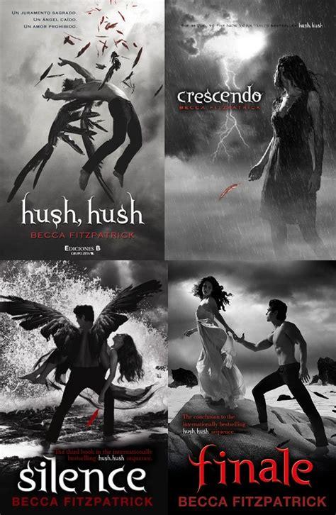 hush hush leer en linea saga hush hush completa libros gratis