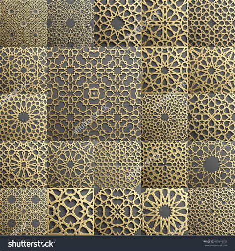 islamic motif pattern islamic pattern seamless arabic geometric pattern east