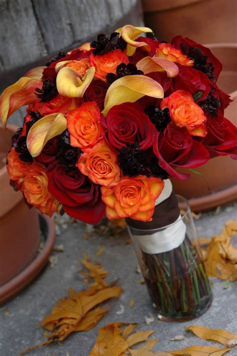 fall wedding flower ideas pictures the fall wedding about a weddings events inc