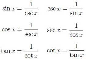 prior to calculus trigonometric identities
