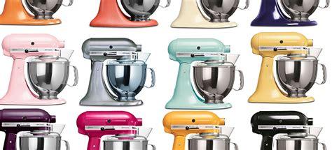 couleur kitchenaid table de cuisine