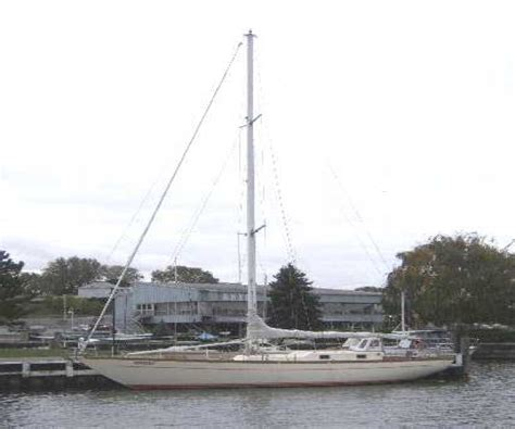 used boats for sale in titusville fl 2004 44 foot alumacraft reliance 44 cutter sailboat for