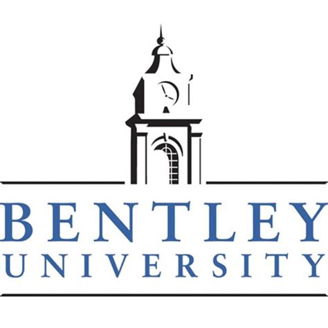 bentley college logo bentley university