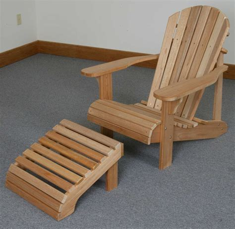 folding adirondack chair with ottoman king tables folding adirondack chair with ottoman