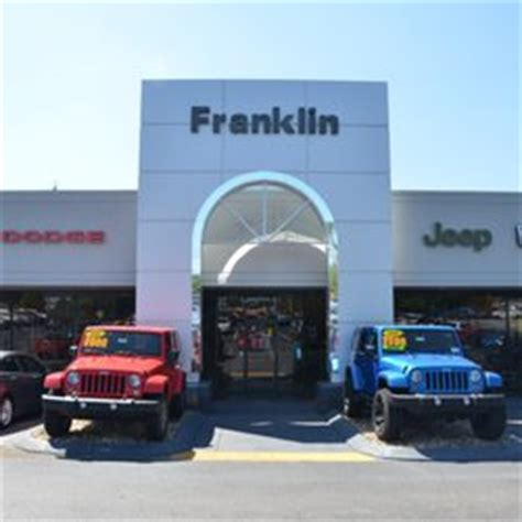 Jeep Dealership In Franklin Tn Franklin Chrysler Dodge Jeep Ram 16 Photos 38 Reviews