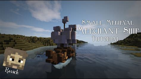 minecraft little boat how to build a small boat in minecraft youtube