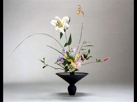 flower design japan japanese flower arranging youtube