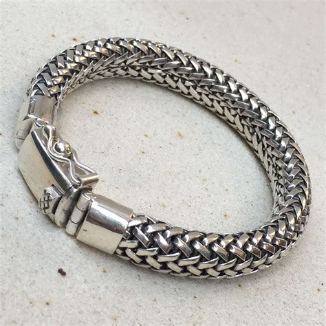 925 Silver Bracelet we produce and wholesale handcrafted bali silver and