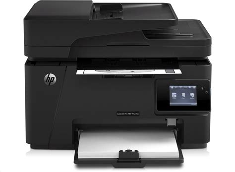 Printer Laser Wifi hp laserjet pro m127fw a4 mono laser wireless