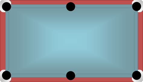 billiard table free images at clker vector clip