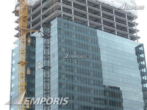 curtain wall canada bowed curtainwall facade edmonton tower edmonton image