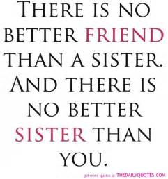 Best friend sister friendship family quotes pictures quote pic jpg